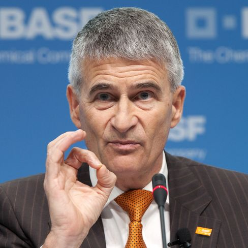 BASF to Buy Cognis From Buyouts for 3.1 Billion Euros