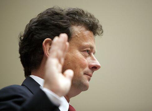 Hayward Slammed by Lawmakers as Stonewalling on Oil Spill