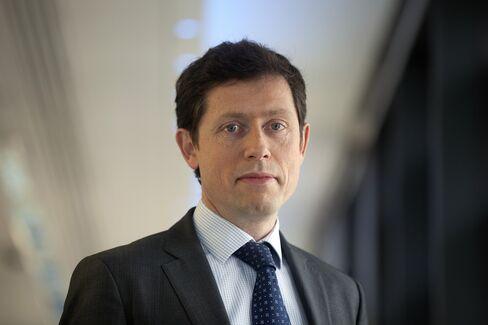 Eurostar Group Ltd. Chief Executive Officer Nicolas Petrovic