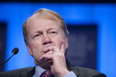 John Chambers, chairman of Cisco Systems