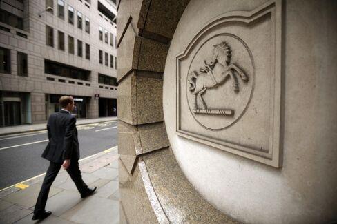 U.K. Said to Weigh $7.6 Billion Lloyds Sale as Firms Vie for Job