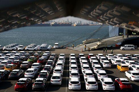 Hyundai Vehicles for Export