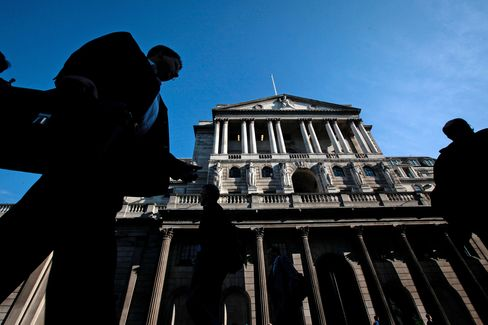 BOE Struck by Lure of Banks as Second Economics Manager Quits