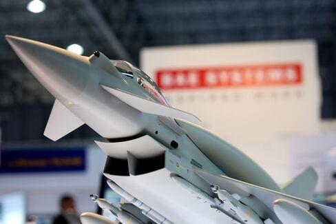 BAE's Eurofighter Typhoon