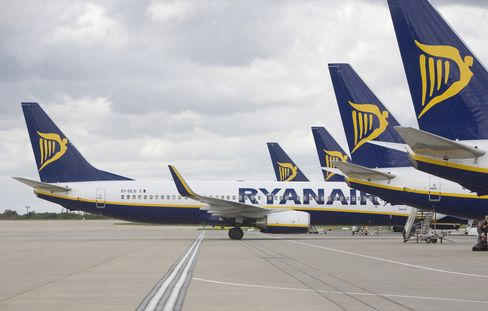 Ryanair Places $15.6 Billion Order for 175 Boeing 737-800 Planes