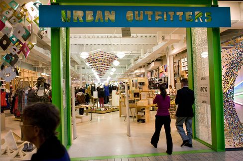 Urban Outfitters Soars After Profit Tops Analysts' Estimates