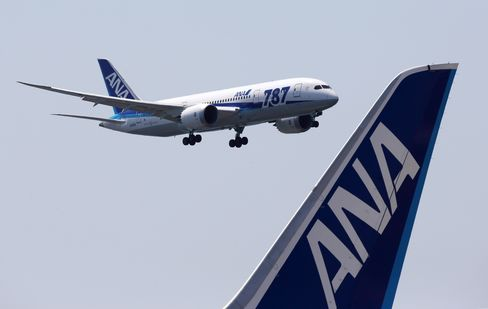 ANA to Resume 787 Scheduled Service on June 1