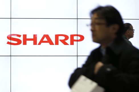 Samsung Throws Lifeline to Sharp as Galaxy Maker Focuses on OLED