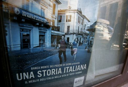 Bank of Italy Authorizes Paschi Aid, Passing Buck to Monti