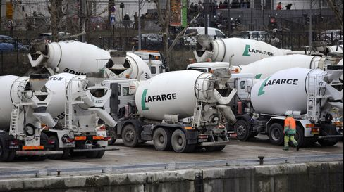 Lafarge, Anglo American Venture Threatens Competition