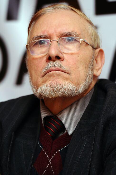 Syria's Muslim Brotherhood Leader Mohammad Shafka