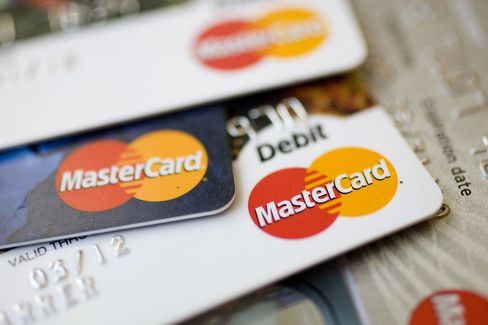 MasterCard Profit Tops Estimates as Customers Increase Purchases