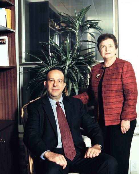 Joshua Shapiro and Maria Ramirez of MFR. Inc.