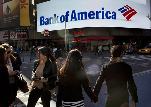 A delay of Bank of America Corp. 's return to selling mortgage securities shows the housing bust is still limiting the market's revival. Photographer: Victor J. Blue/Bloomberg