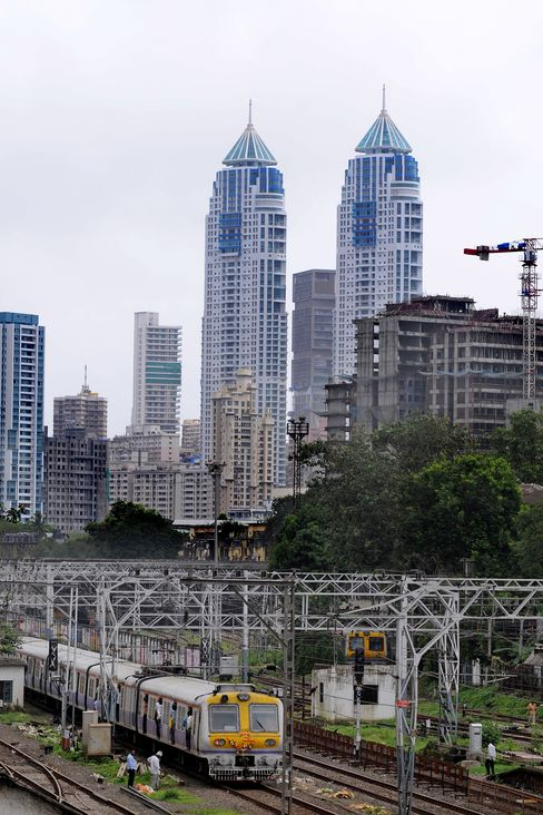 Mumbai Home Sales Drop to Two-Year Low
