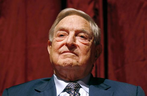 Soros Fund Management LLC. Founder George Soros