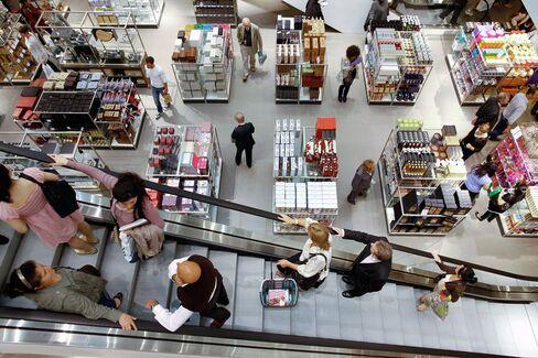 U.K. Avoids a Triple-Dip Recession as Economy Expands 0.3%