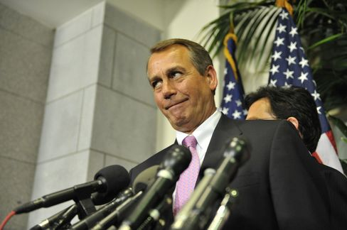 Boehner's Challenge