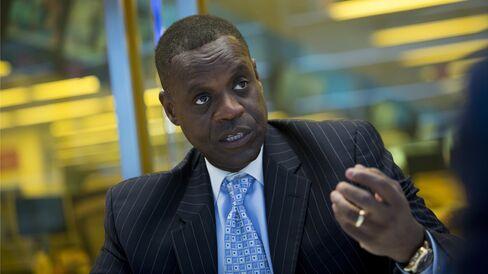 Detroit Emergency Financial Manager Kevyn Orr