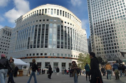 30 South Colonnade, Canary Whar where the Libor is set