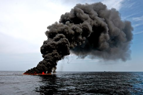 BP Continued Suspension From New Contracts Sought by U.S.