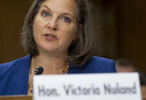 Assistant Secretary of State Victoria Nuland
