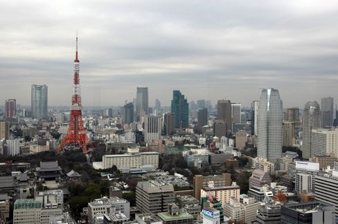 Japan Warehouses Draw Investors Seeking Returns After Quake