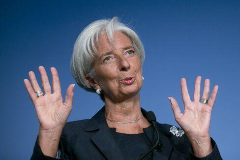 IMF Won't Disburse Greek Loan If Debt Not Sustainable