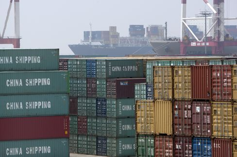 China Says June Trade Improving in Sign Slowdown Stabilizing