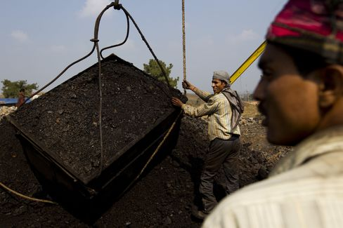 India's Quest for Coal Stalls as Red Tape Kills Mining Takeovers
