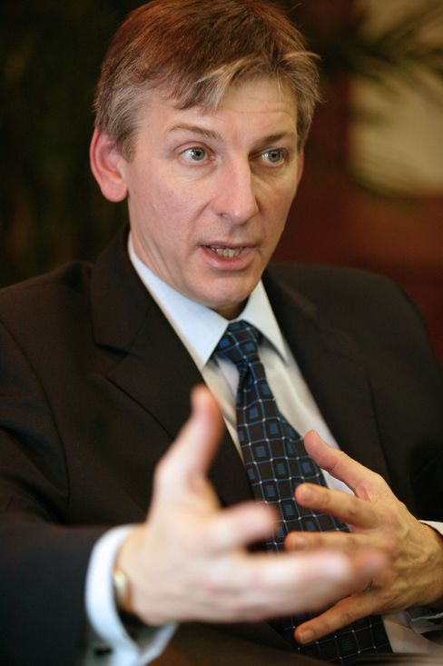 Former Micro Focus International Plc CEO Nigel Clifford