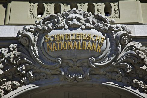 SNB May Use 'Nuclear Weapon', Franc Climbs Against Euro