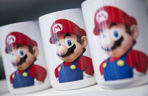 Super Mario Mugs