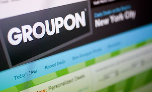 Groupon Said to Seek Funding That May Value It at $3 Billion