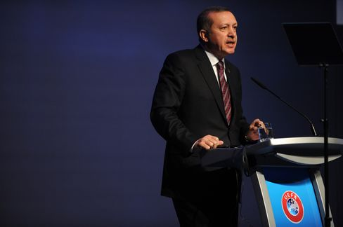 Erdogan Says Clubs Shouldn't Be Punished for Fixed Matches