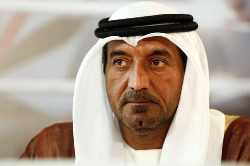 Emirates' Chairman and CEO Sheikh Ahmed bin Saeed Al Maktoum