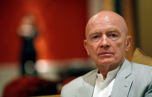 Templeton Executive Chairman Mark Mobius