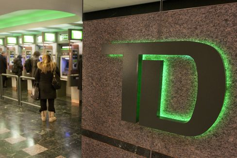 TD Shifts to Business Loans in Consumer Slump