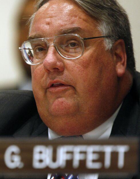 Howard G. Buffett, chairman of Buffett Farms Inc.