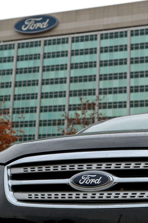 Ford Says New UAW Contract Boosts Labor Costs Less Than 1%