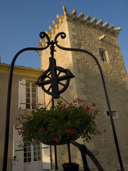 Chateau Coutet Estate