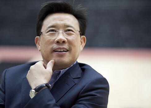 Sany Heavy Industry Chairman Liang Wengen