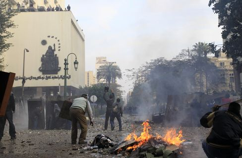 Deadly Cairo Clashes
