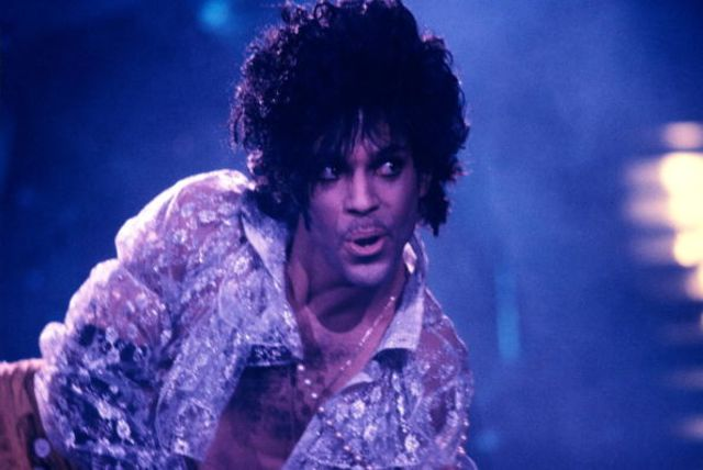 """Prince's """"Purple Rain"""" sold more than 10 times as many albums as """"Guardians"""" on its first day."""