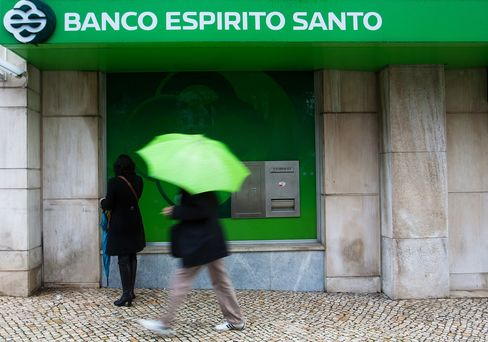 European Stocks Advance, Portugual's Banks Rally on Bailout
