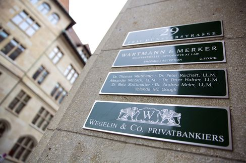 Swiss Enact 'Plan B' to Solve U.S. Row Over Untaxed Assets