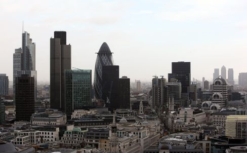 City of London Building Lull Ends