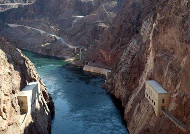 It would take a lot of rain to refill Lake Mead.