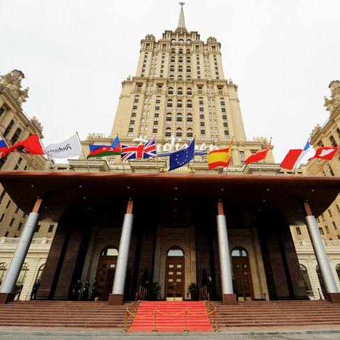 Moscow has most expensive hotel rates in world, report