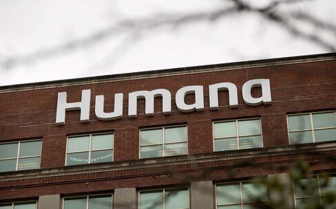 Humana Falls Most Since November on Medicare Advantage Rates
